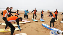 Surf Coaching Package, Agadir
