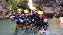 Canyoning-Erlebnis in Susec aus Bovec, Bovec