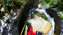 Globoski Potok Creek Canyoning Experience from Bovec, Bovec, White Water Rafting