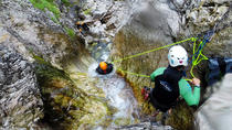 Predelica Canyoning Experience from Bovec, Bovec, Adrenaline & Extreme