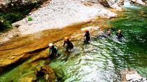 River walking in Ucja river, Bovec, Walking Tours