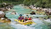 Soca River Half Day Rafting from Bovec, Bovec, White Water Rafting