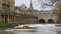 25-Minute Bath River Cruise including Pulteney Weir, Bath, Day Cruises