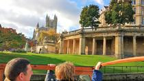 Small-Group 80 minute Bath Walking Tour and Avon River Cruise, バース