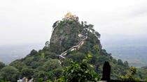 Private Bagan Excursions to Mount Popa Haft Day, Bagan, Multi-day Tours