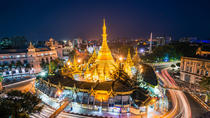 Private Yangon City Guided Tour with Lunch, Yangon, Private Sightseeing Tours