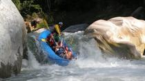 White Water Rafting in Cangrejal River, La Ceiba