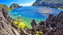 El Nido Island Hopping: Hidden Beaches and Shrine Tour Including Buffet Lunch, El Nido, Full-day...