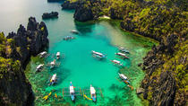 El Nido Island Hopping: Lagoons and Beaches, Including Lunch, El Nido, null