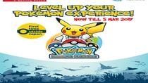 S.E.A Aquarium and the Pokemon Research Exhibition Admission in Singapore, Singapore, Attraction ...