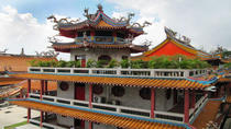 Singapore Round-Island Tour with Eurasian Heritage Centre, Kranji War Memorial, and Bright Hill...