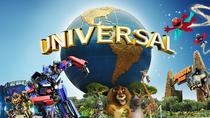 Singapore Super Saver: Universal Studios and S.E.A. Aquarium with Optional Hotel Pickup, Singapore, ...