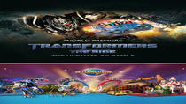 Universal Studios Singapore 1-Day Pass with Optional Transfer