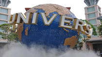 Universal Studios Singapore One-Day Pass samt valgfri transport, Singapore