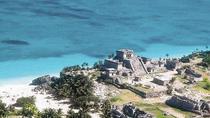 3-in-1 Adventure from Cancun: Tulum Ruins, Beach and Cenote Zazil Ha, Cancun, Day Trips