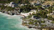 4-in-1 Day Trip: Tulum Ruins, Tulum Beach, Coba and Cenote from Cancun, Cancun, Day Trips
