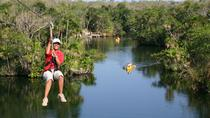 Cenote Hopping Experience Tour from Cancun, Cancun, Nature & Wildlife
