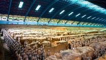 Private Day Tour of Terracotta Warriors, Xi'an Museum, Small Wild Goose Pagoda, City Wall and ...