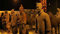Private day trip of the Terracotta Warrior and Banpo Museum give shuttle service, Xian, Private Day ...