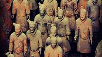 Private Tour: Terracotta Warriors, Banpo Neolithic Village, and Wine Tasting, Xian, Private Day...
