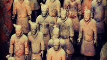 Self-Guided Private Day Tour: Tickets For The Terracotta Warriors With Chauffeur Service, Xian, ...
