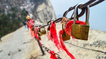 Self-Guided Private Day Tour With Chauffeur Service: Ticket For Huashan (Mt. Hua) , Xian, ...