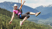 Zipline Adventure in Whistler, Whistler, null