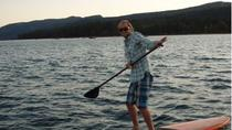1-Hour Stand Up Paddleboard Lesson on Lake Tahoe, Lake Tahoe, Stand Up Paddleboarding