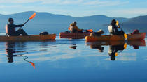 Guided Kayak Tour of Sand Harbor, Lake Tahoe, Kayaking & Canoeing