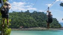 Marine Park and Coral Flyer Zipline Full-Day from Kota Kinabalu, Kota Kinabalu, Cultural Tours