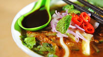 Private Tour: George Town Food Experience and Trishaw Ride, Penang, Food Tours