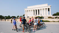 Bike Tour of DC Monuments and Arlington Cemetery, Washington DC, Bike & Mountain Bike Tours