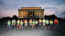 Monuments and Memorials Sunset Bike Tour, Washington DC, Night Tours