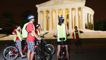 Small-Group Sunset Electric Bike Tour in Washington DC, Washington DC, Pedicab Tours