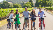 Sonoma Valley Self-Guided Bike Tour with Lunch, Napa & Sonoma, Bike Rentals