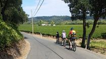 Sonoma Valley Wine Country Bike Tour, Napa & Sonoma, Wine Tasting & Winery Tours