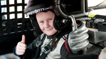 Junior Race Car Ride-Along Program en Daytona International Speedway, Daytona Beach, Adrenalina y ...