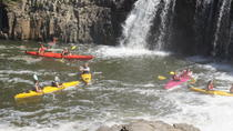 Half-Day Guided Kayak Tour to Haruru Falls, Bay of Islands, Parasailing & Paragliding