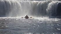 Half-Day Guided Kayak Tour to Haruru Falls, Bay of Islands, Helicopter Tours
