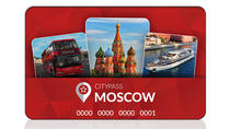 Russia City Pass: Moscow, Moscow