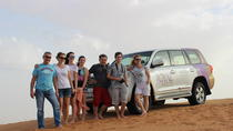 Morning Desert Safari:Dune Bashing Experience with Camel Ride from Sharjah, Sharjah, Safaris