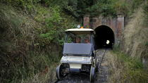 10 Tunnel RailCart Tour from Taumarunui, North Island, 4WD, ATV & Off-Road Tours