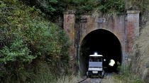 5-Tunnel Forgotten Railway Adventure from Taumarunui, Tongariro National Park, 4WD, ATV & Off-Road ...