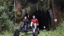 5-Tunnel Rail Bike Tour from Taumarunui, Tongariro National Park, 4WD, ATV & Off-Road Tours