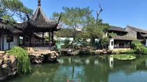 3 hours tour in Master of Nets Garden, Suzhou, Cultural Tours