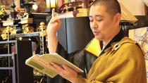 A Day in the Life of a Monk, Tokyo, Cultural Tours