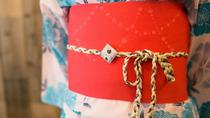 Summer Kimono Sash Cord Workshop, Yokohama, Day Trips