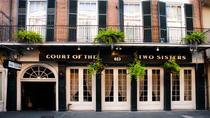 Jazz Brunch Buffet at the Court of Two Sisters Restaurant, New Orleans