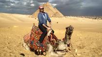 4 hour private half-day tour Giza pyramids and the Sphinx from Cairo Giza hotels, Giza, Private...