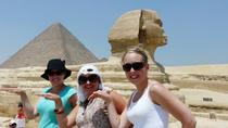 half day private tour Giza pyramids and sphinx with Egyptology 4 hours, Giza, Private ...
